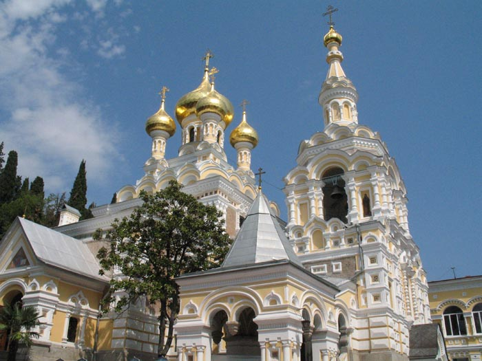 The Orthodox Cathedral of Alexander Nevskiy