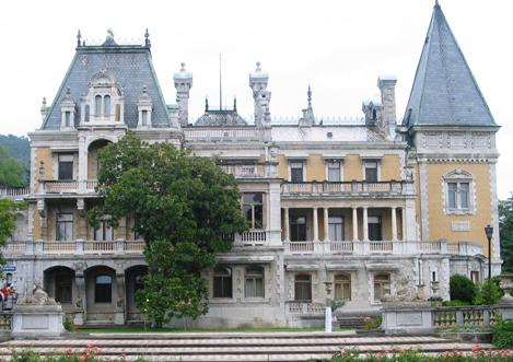 Massandra Palace of Alexander ІІІ (Stalin`s Dacha)