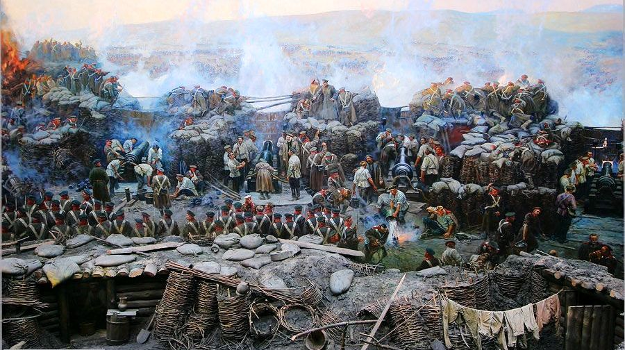 Siege of Sevastopol (1854–55) – Crimean War